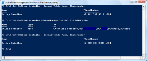 Self-service with PowerShell
