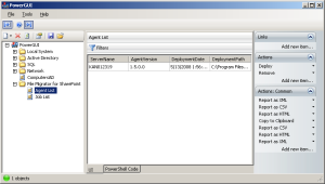PowerGUI pack for file server to SharePoint migration