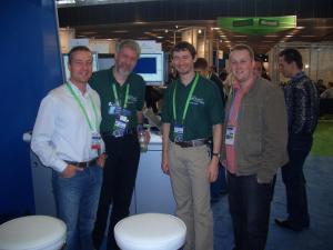Tobias, Richard, Dmitry and Jonathan