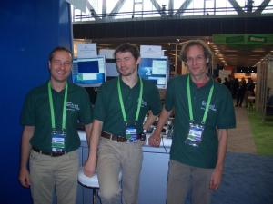 Tobias, Dmitry, and Marc (MoW)